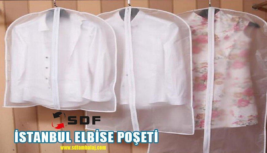 İstanbul Elbise Poşeti